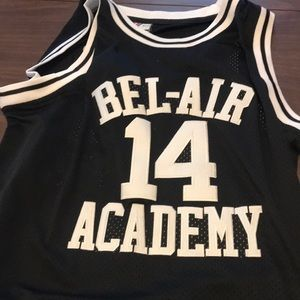 80 s fresh prince of bel-air basketball jersey. f5c3f7563